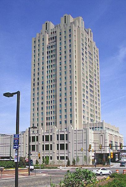 Hyatt Hotel at Penn's Landing